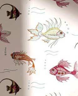 Papeles pintados de nina campbell en gast n y daniela - Papeles pintados romanticos ...