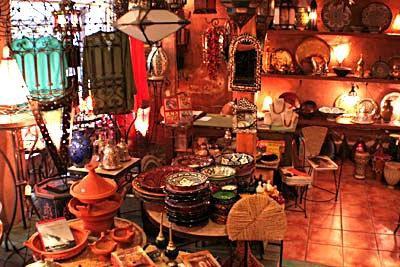 Baraka artesan a marroqu en barcelona - Artesania barcelona ...