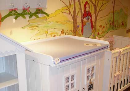 Musonka muebles infantiles pintados a mano en barcelona for Muebles bebe barcelona