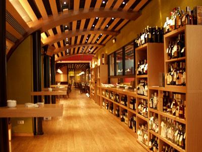 Restaurante enoteca vinya roel vinos y cocina catalana for Restaurante cocina catalana barcelona