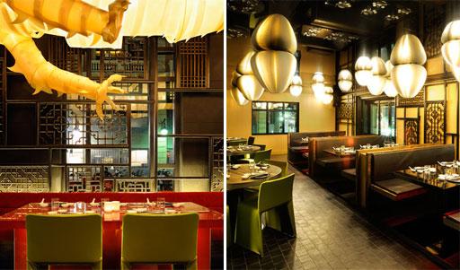 Restaurante la xina un nuevo xito del grupo tragaluz for Pisos asiaticas barcelona