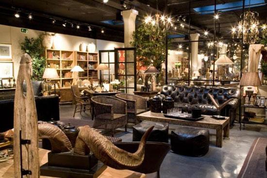 Tiendas Muebles Barcelona : Becara la firma de mobiliario abre tienda en barcelona