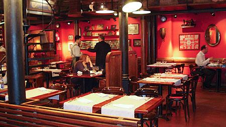 Mussol cocina catalana en un ambiente urbano en barcelona - Restaurante cocina catalana barcelona ...