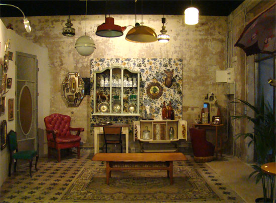 Fusta m mobiliario vintage y restauraci n en barcelona for Muebles terraza barcelona