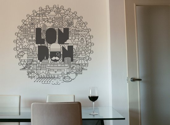 Hommu vinilos decorativos eco made in barcelona - Vinilos decorativos en barcelona ...