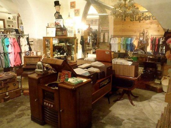 Tienda Decoracion Vintage Malaga ~  Un sorprendente mix entre vintage y moda street  DolceCity com