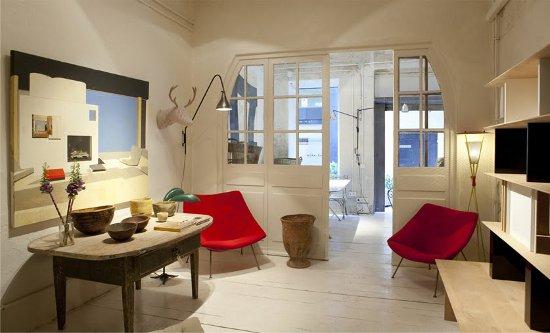 Casablanca muebles vintage y arte contempor neo en for Muebles vintage barcelona