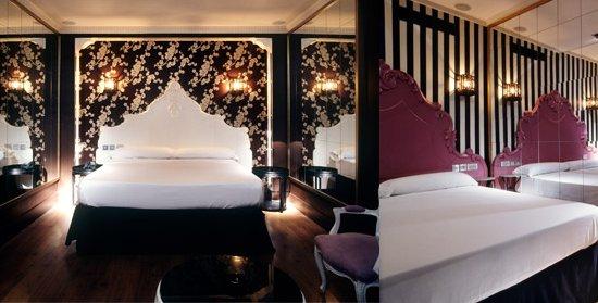 La fran a un pionero love hotel en barcelona for Hoteles con habitaciones cuadruples en barcelona