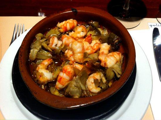 Restaurante goliard cocina catalana con un toque creativo for Restaurante cocina catalana barcelona