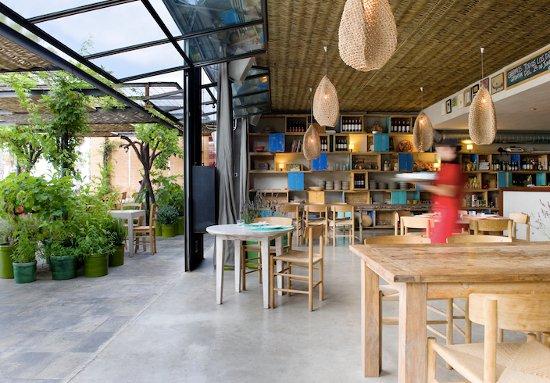 Restaurante gallito cocina internacional y buen ambiente for Hotel w barcelona restaurante