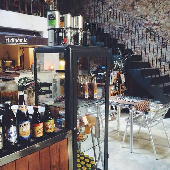 Kid Friendly Resturant In Barcelona