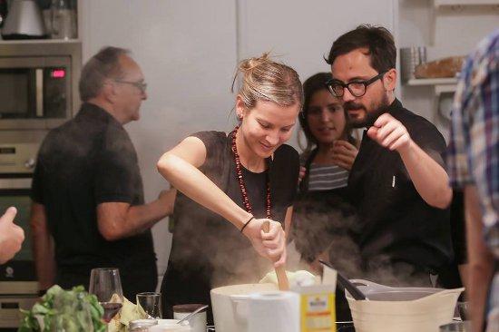 La patente cursos y talleres de cocina pr cticos y - Cursos de cocina barcelona gratis ...