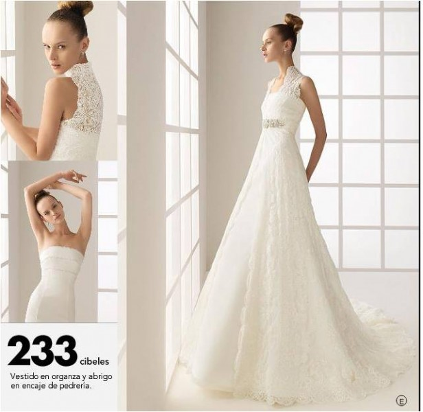 ltimas tendencias en vestidos de novia by rosa clar