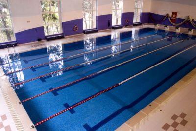 Polideportivo de artxanda vienes a la piscina for Piscinas de artxanda