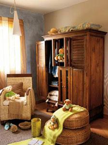 Banak importa estilo tnico en mobiliario - Muebles tipo banak ...