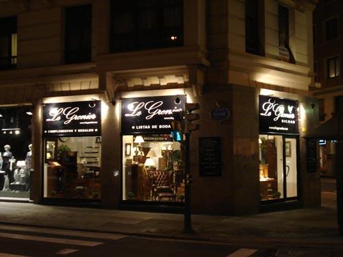 Le grenier abre nueva tienda en bilbao for Decoracion casa bilbao