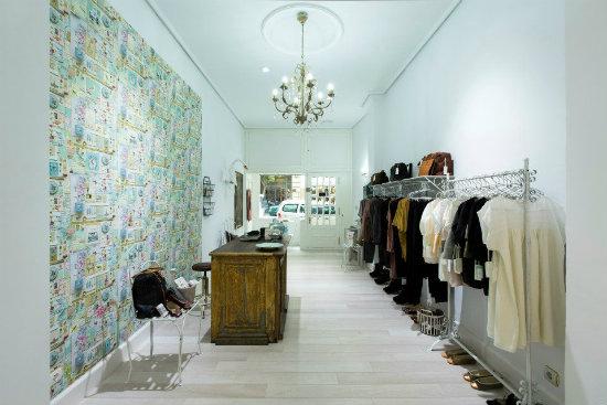 Decoracion Tiendas De Ropa Mujer ~   caprichos de Camille posiblemente, la tienda m?s bonita de Bilbao