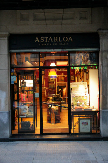 Librer a astarloa libros antiguos y curiosos en bilbao for Libreria nautica bilbao