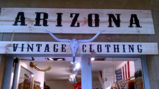 Tiendas de ropa vintage az