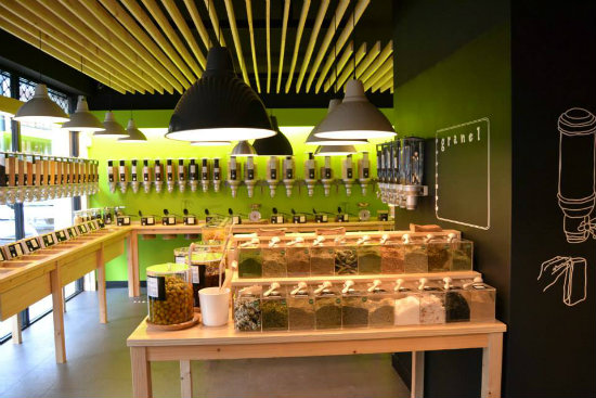 Granel: alimentación natural, sostenible y divertida en Bilbao  DolceCity.com