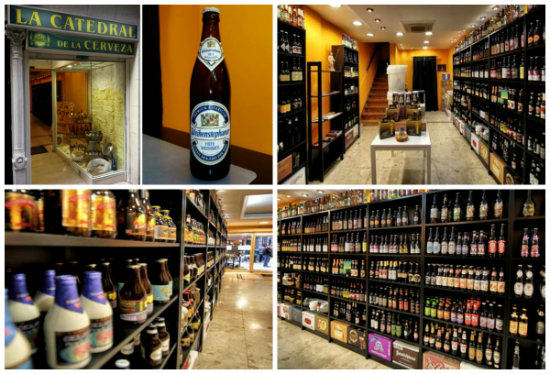 8 lugares imprescindibles para amantes de la cerveza en - Vinotecas en bilbao ...