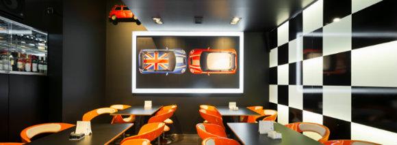 Mini bar: un restaurante temático de clásico mini en bilbao ...