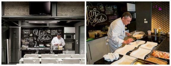 6 sitios interesantes para hacer cursos de cocina en