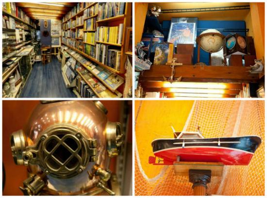 9 maneras alternativas de celebrar el d a del libro en for Libreria nautica bilbao