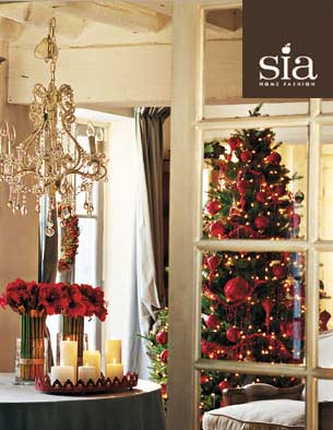 navidades de cuento en sia home fashion. Black Bedroom Furniture Sets. Home Design Ideas