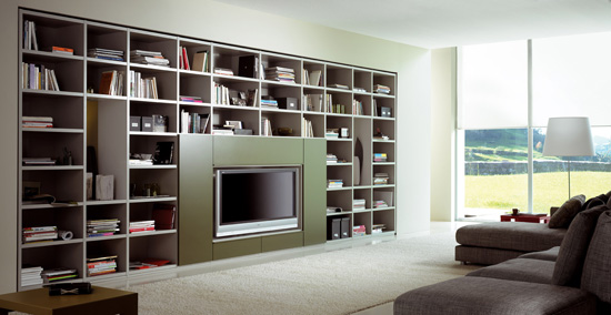 Nueva l nea muebles de una calidad extraordinaria - Muebles de salon modernos el corte ingles ...