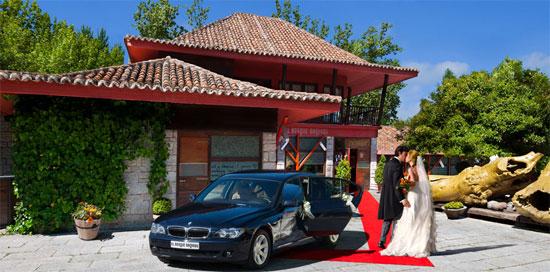 Mi boda el bosque sagrado restaurantes vii - Donde celebrar mi boda en madrid ...