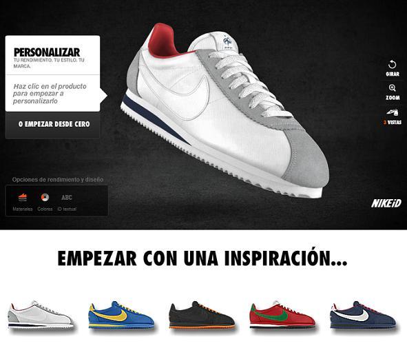 Nike Cortez En Madrid