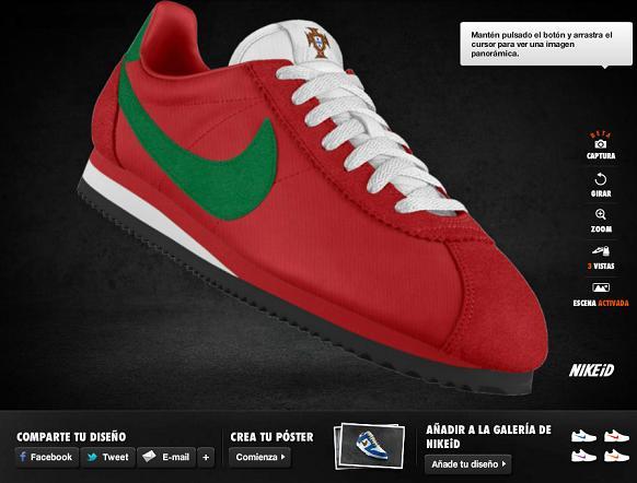 Zapatillas Nike Santillana De Deporte Cortez Personalizados iwTPuXkOZ