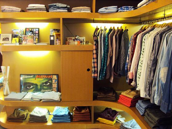Polar la mejor ropa para hombre en una tienda alucinante - Mejores tiendas decoracion madrid ...