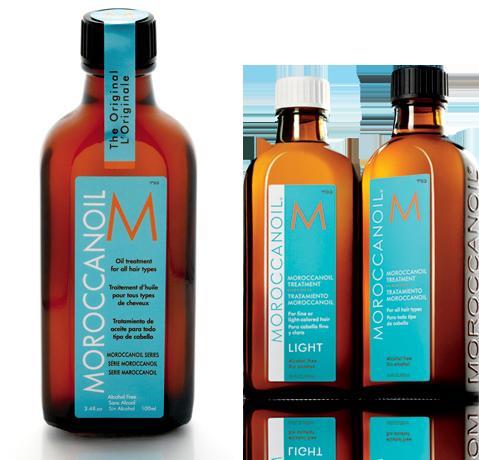 Se dice que fue descubierto por la fundadora de la marca cuando estaba de viaje en Israel y está elaborado con aceite de argán de Marruecos.