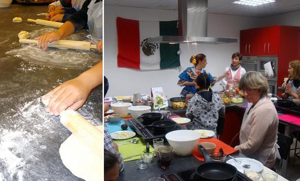 La op para clases de cocina en el mercado de torrijos de - Como cocinar perdices ...