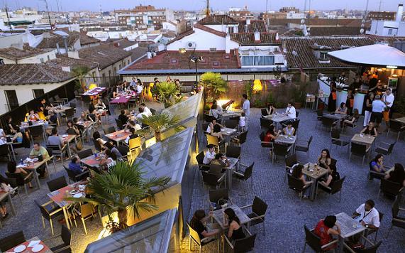 5 terrazas de madrid para disfrutar del buen tiempo - Terrazas romanticas madrid ...