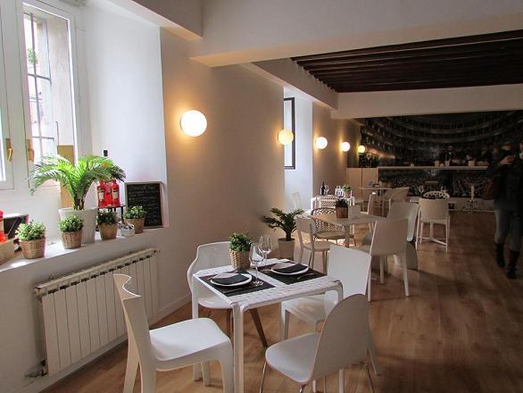 Caff milano en madrid aut ntica comida italiana junto al for Instituto italiano de cultura madrid