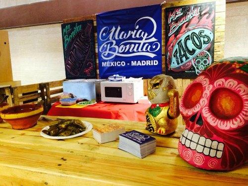 Restaurante Mexicano Mar A Bonita En Madrid