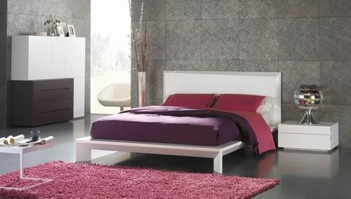 Los dormitorios minimalistas de alba rubio muebles - Muebles rubio alagon ...