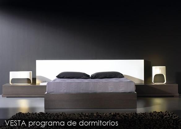 Los dormitorios minimalistas de alba rubio muebles for Muebles de dormitorio minimalistas