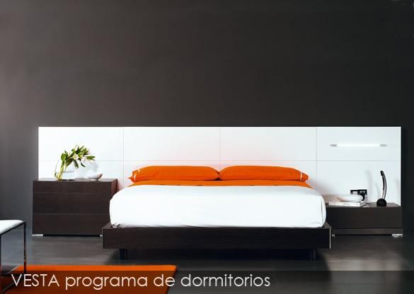 Los dormitorios minimalistas de alba rubio muebles for Muebles alba