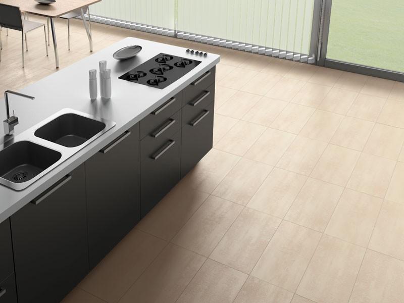 Flaus group suelo laminado para cocinas y ba os - Suelo laminado para cocina ...