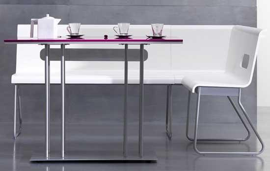 La rinconera pascal de vimens para tu cocina - Mesa rinconera cocina ...
