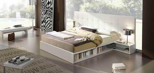 Los dormitorios minimalistas de ALBA RUBIO MUEBLES  DolceCity.com