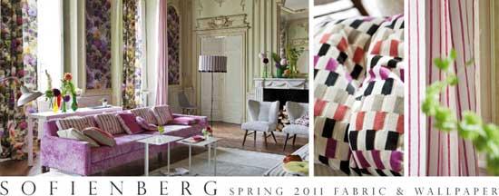 Designers guild telas y papeles pintados para la primavera 2011 - Designers guild telas ...