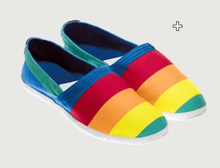 Adidas nos presenta su última incorporación al calzado alpargatas y de súper colores. ¿A qué son monas?