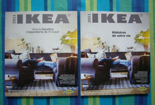 Ikea espa a versus ikea francia - Ikea espana catalogo ...