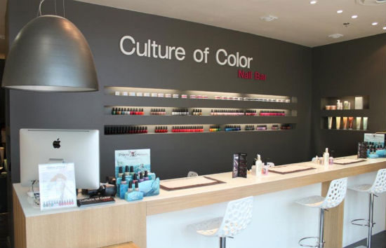 P Ntate Las U As Por 5 En El Bar Culture Of Color De O P