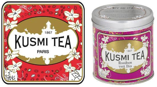 Kusmi tea una marca de t ruso con m s de 150 a os en - Marcas de te ...